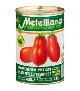 Metalliana pomidory Pelati 400g