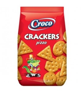 Croco krakersy pizza 100g
