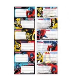 Transformers Naklejki na zeszyt PBH